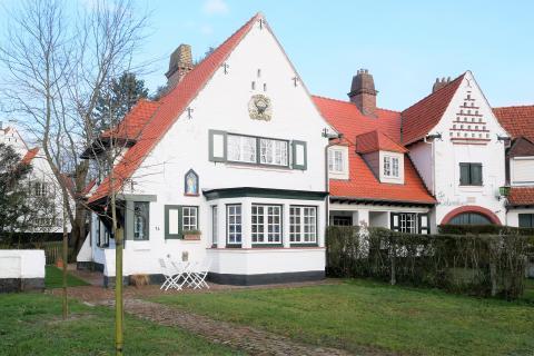 Edelweis - ferienhaus in De Haan - dehaan.holiday