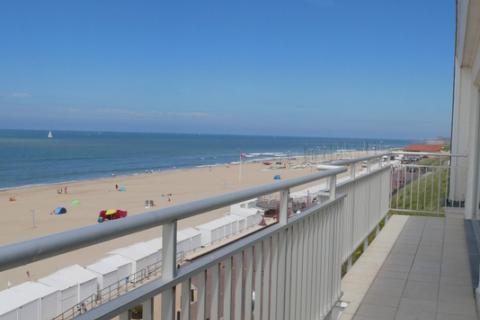 Golden Beach II E3 - appartement de vacances à De Haan - dehaan.holiday