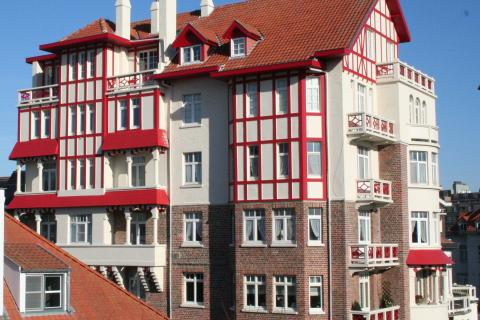 Porte Joie 5 - vakantie - appartement in De Haan - dehaan.holiday