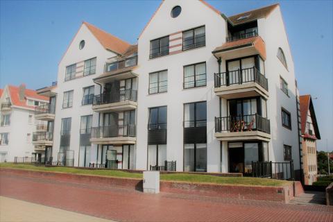 Sunrise C1 - vakantie-appartement in De Haan - dehaan.holiday